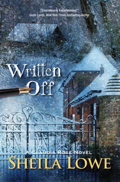 Cover for Written Off