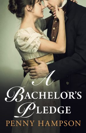 Cover for A Bachelor's Pledge