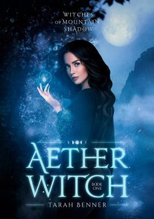 Cover for Aether Witch