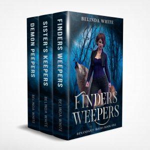 Cover for Benandanti Series Trilogy