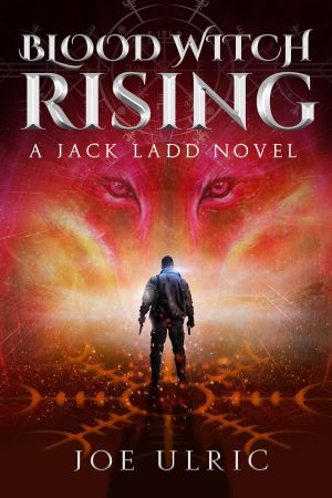 Cover for Blood Witch Rising