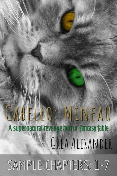 Cover for Cabello: Mineau: Sample Chapters