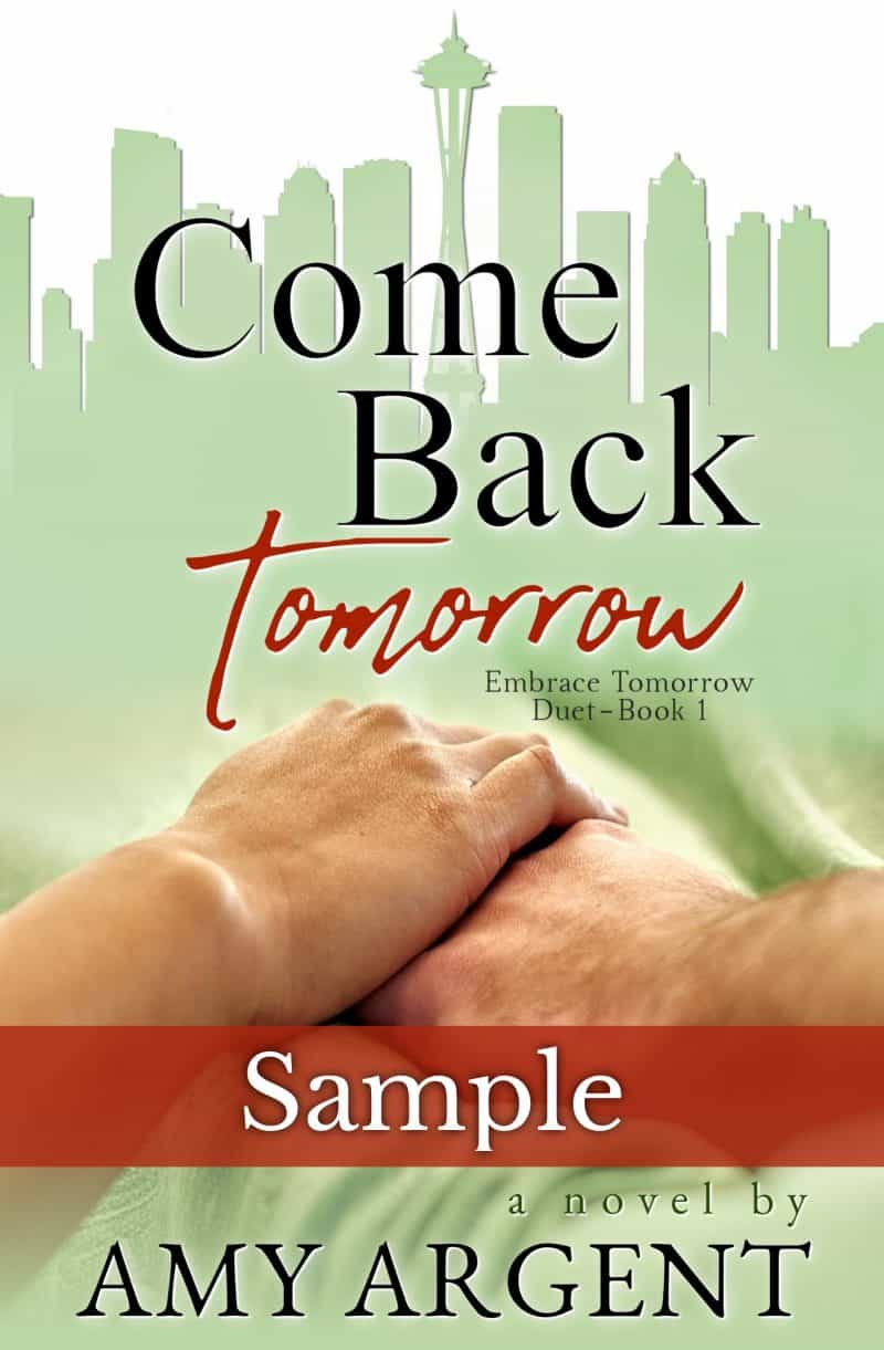 Cover for Come Back Tomorrow (sample)