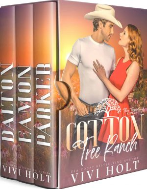 Cover for Cotton Tree Ranch Trilogy
