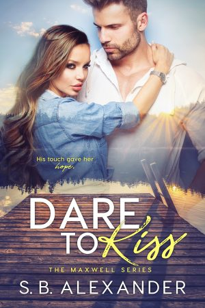 Cover for Dare to Kiss