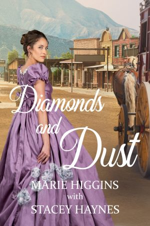 Cover for Diamonds and Dust