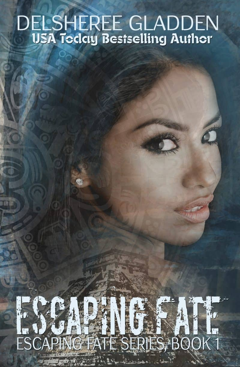 Cover for Escaping Fate