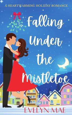 Cover for Falling under the Mistletoe