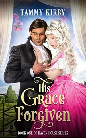 Cover for His Grace Forgiven