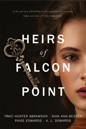 Cover for Heirs of Falcon Point