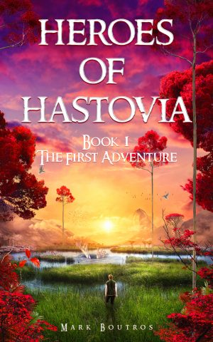 Cover for The First Adventure