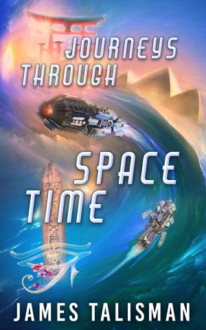 Cover for Journeys through SpaceTime