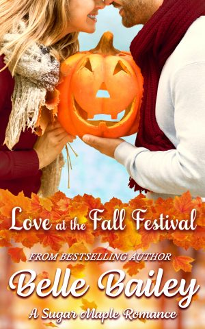 Cover for Love at the Fall Festival