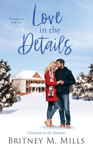Cover for Love in the Details