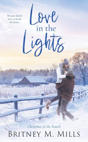Cover for Love in the Lights