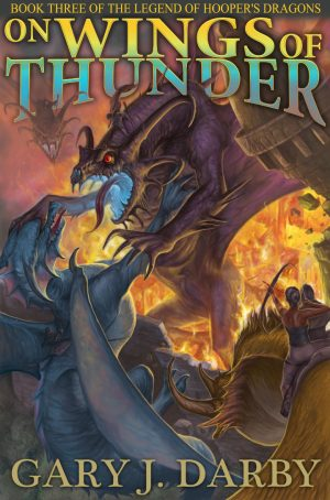 Cover for On Wings of Thunder