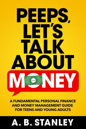 Cover for Peeps, Let's Talk about Money