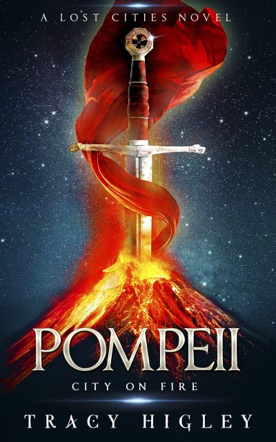Cover for Pompeii: City on Fire