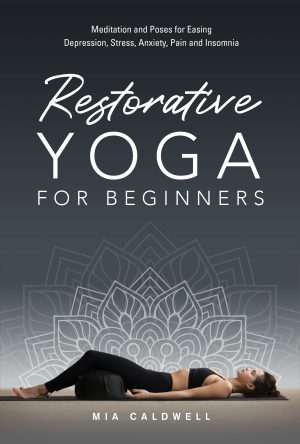 Cover for Restorative Yoga for Beginners