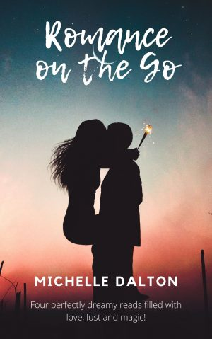Cover for Romance on the Go