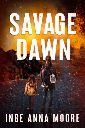 Cover for Savage Dawn