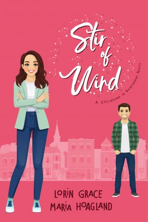 Cover for Stir of Wind