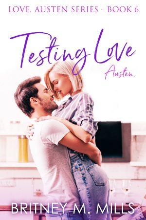 Cover for Testing Love, Austen