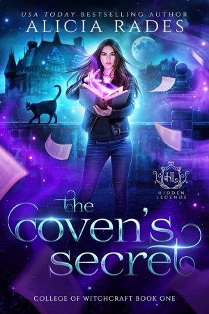 Cover for The Coven's Secret