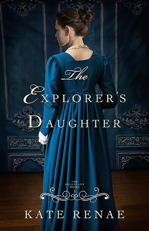 Cover for The Explorer's Daughter
