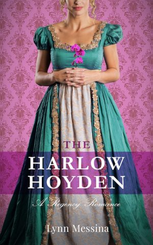 Cover for The Harlow Hoyden