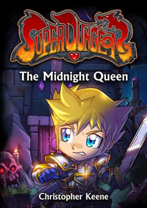 Cover for The Midnight Queen