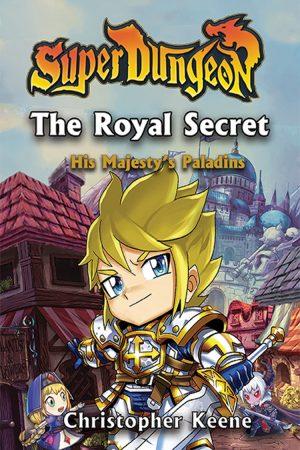 Cover for The Royal Secret