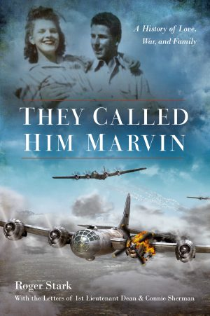 Cover for They Called Him Marvin