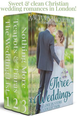 Cover for Three Weddings