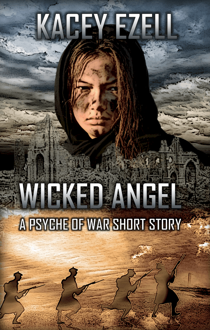 Cover for Wicked Angel