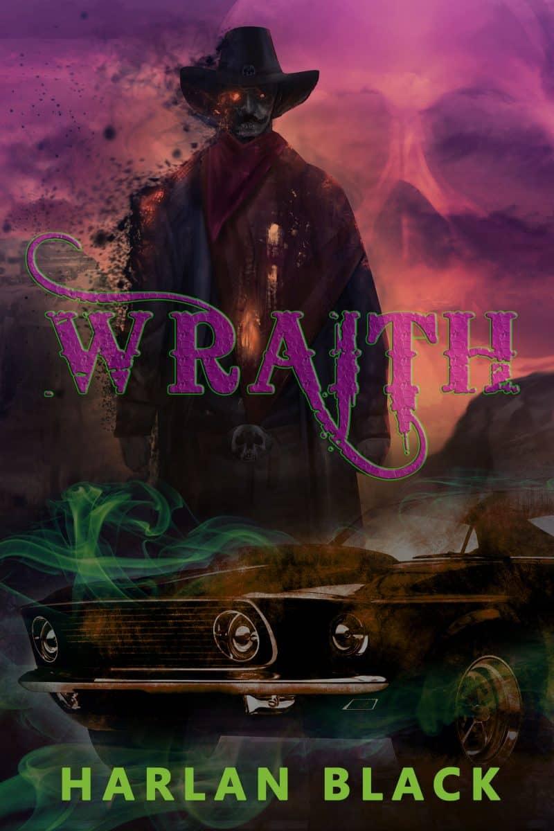Cover for Wraith: A Killer's Spirit Never Dies