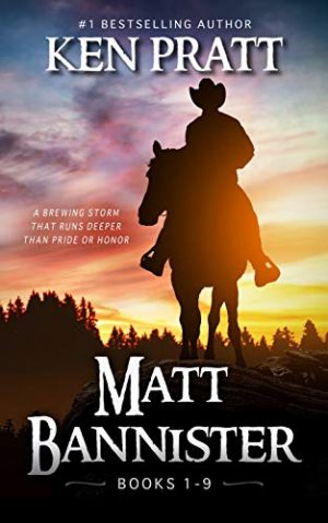Cover for Matt Bannister